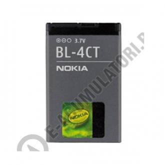 Acumulator original Li-Ion Nokia BL-4CT, bulk!-big