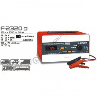 Incarcator-Redresor DUAL automatic Ferve F-2320-big