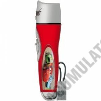 Lanterna Energizer DisneyCars LED incl 3xAAA cod 634502-big