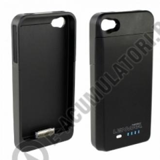 Acumulator extern Lemnar iPhone4 BC4 iBatteryCase-big