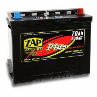 Baterie auto ZAP PLUS JAPAN 70 Ah-big