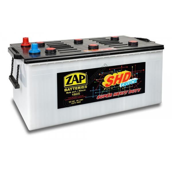 Baterie auto ZAP SHD 210 Ah-big