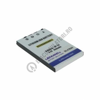 Acumulator DLCS20 pentru CASIO NP-20 3.7V 710mAh-big