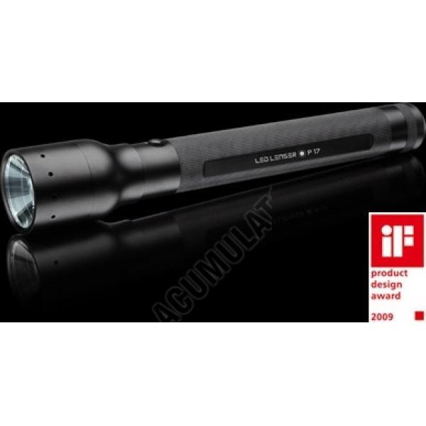 Lanterna LED LENSER P17 3XR20 (A8.Z8417)-big