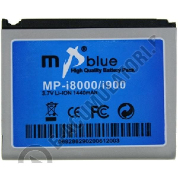 Acumulator compatibil cu Samsung AB653850CE, blister-big