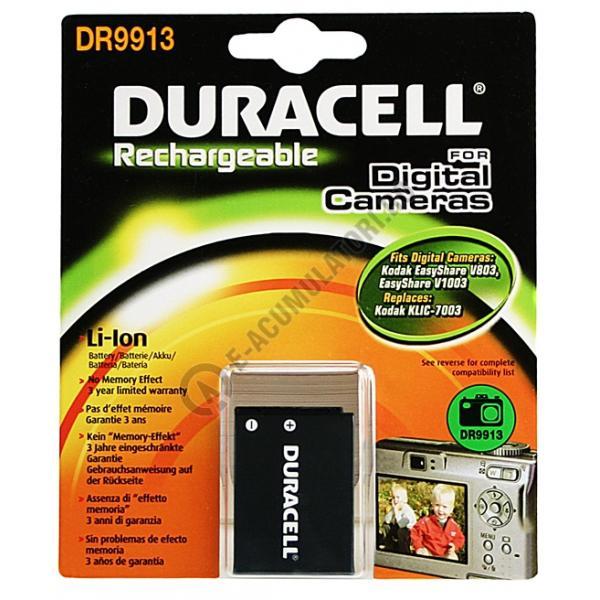 Acumulator Duracell DR9913 pentru camere digitale-big