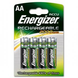 Acumulatori Energizer 2000 mAh AA, blister de 4 buc.-big