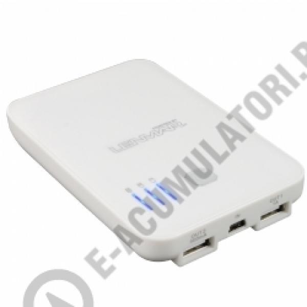 Lenmar PowerPort Duo - Baterie portabila si incarcator USB cu 2 iesiri PPU5000-big