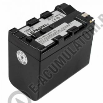 Acumulator LIS970P pentru SONY NPF970P 7.2V 7800mAh-big