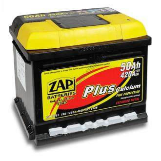 Baterie auto ZAP PLUS 50 Ah-big