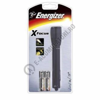 Lanterna ENERGIZER X FOCUS 2AA-big