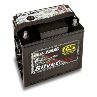 Baterie auto ZAP SILVER 35 Ah-big