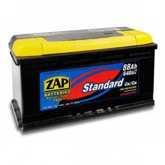 Baterie auto ZAP STANDARD 88 Ah-big
