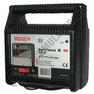 Redresor Bosch pentru acumulatori auto, cod Battmax 8-big
