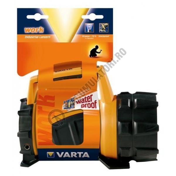 Lanterna Varta 12651 Ind. Beam Lantern 4D-big
