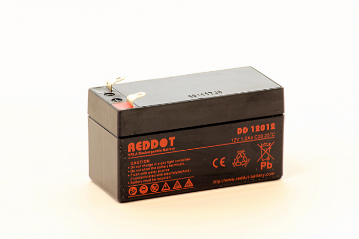 Acumulator stationar Reddot 12V 1.2Ah-big