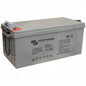 Acumulator VRLA Victron Energy 12V cu GEL 220Ah VE220-12-big