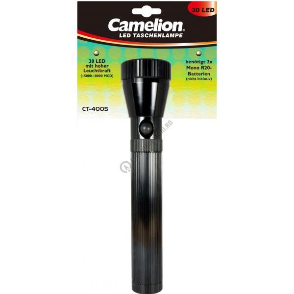 Lanterna Aluminium Camelion CT4005-big