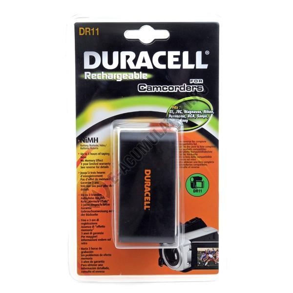 Acumulator Duracell DR11 pentru camere video-big