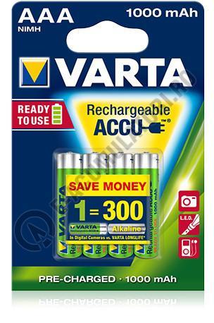 Acumulatori Varta AAA