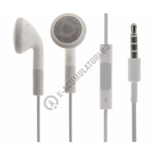 Handsfree Apple cu comanda Original Headset MB770G/A-big