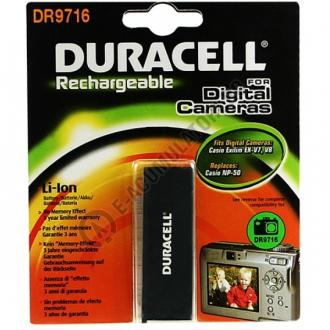 Acumulator Duracell DR9716 pentru camere digitale-big