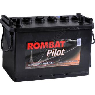Baterie Auto Rombat Pilot 12 V 110 Ah-big