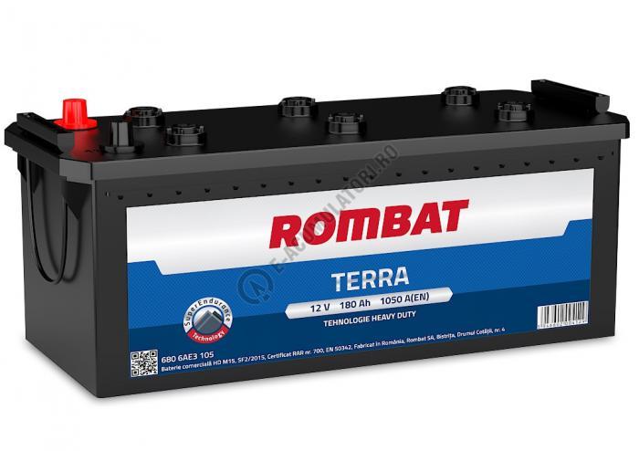 Baterie Auto Rombat Terra 12 V 180 Ah cod M15-big