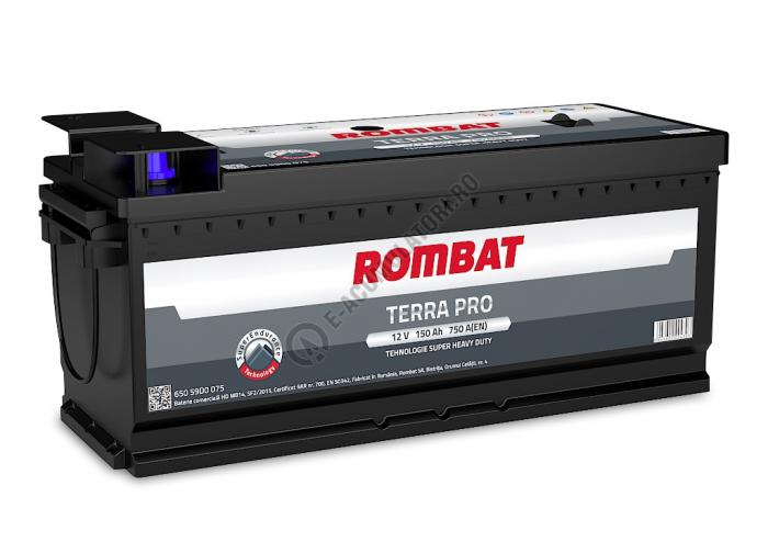 Baterie Auto Rombat Terra-Pro 12 V 150 Ah cod  B14-big