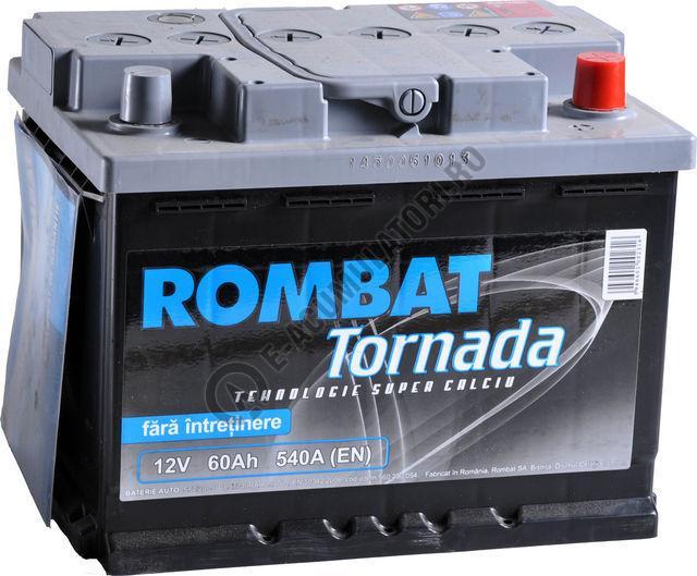 Baterie Auto Rombat Tornada 12 V 65 Ah-big