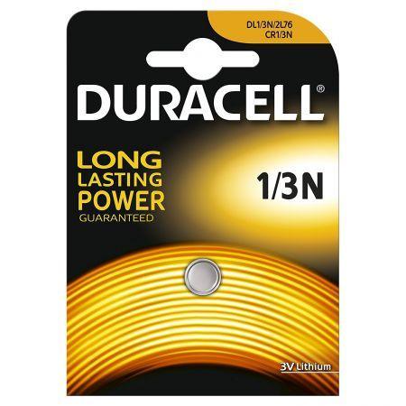 Baterie litiu Duracell CR1/3N, blister 1 buc-big