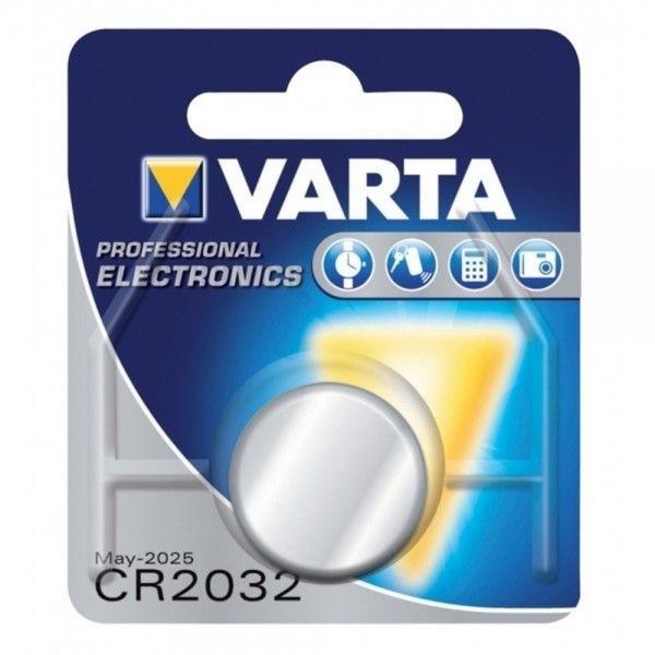 Baterie litiu Varta CR 2032 blister 1 buc-big