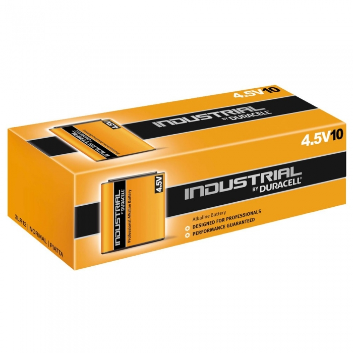 Baterii alcaline Duracell Industrial MN1203 4.5V-big