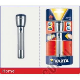 Lanterna Varta 10636 Premium LED incl. 2D, R20-big