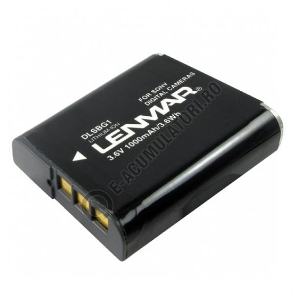 Acumulator DLSBG1 pentru SONY NP-BG1 3.6V 1000mAh-big