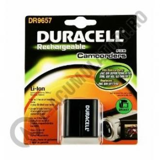 Acumulator Duracell DR9657 pentru camere video-big