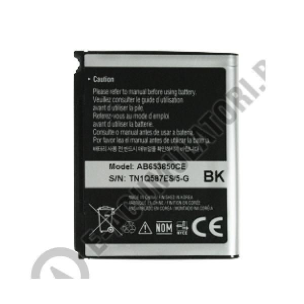 Acumulator Samsung AB653850C Li-Ion 1440 mAh pentru Google Nexus S i9020A, Google Nexus S i9020T, Google Nexus S, Google-big