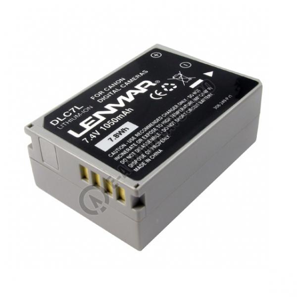 Acumulator DLC7L pentru CANON NB-7L 7.4V 1050mAh-big
