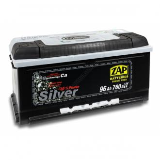 Baterie auto ZAP SILVER 96 Ah-big