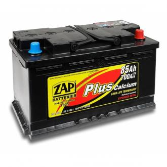 Baterie auto ZAP PLUS 85 Ah-big