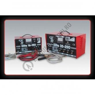 Incarcator de baterii portabil cu starter ELITE 16/150-big
