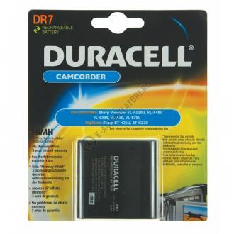 Acumulator Duracell DR7 pentru camere video-big