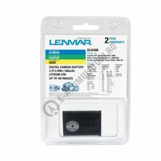 Acumulator Lenmar DLO40B pentru OLYMPUS LI-40B 3.7V 660mAh-big