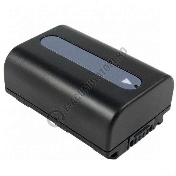 Acumulator LISH50 pentru  SONY NP-FH50 6.8V 900mAh-big