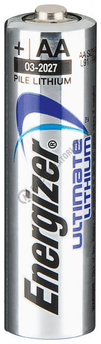 Baterii Energizer Ultimate Lithium AA, blister de 2 buc.-big