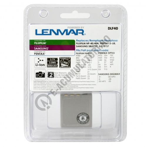 FujiFilm NP-40 Replacement Battery by Lenmar-big