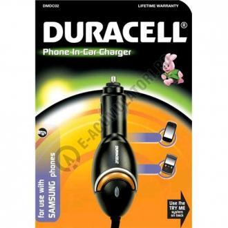 Incarcator auto Duracell Phone-In-Car DMDC02 pentru telefoane SAMSUNG-big