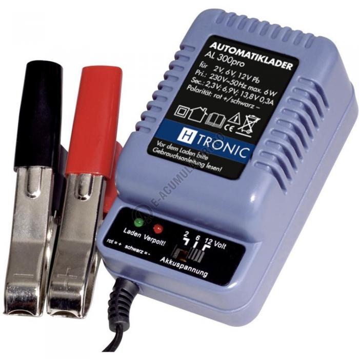 Incarcator automat pentru acumulatori plumb H-Tronic AL300PRO-big