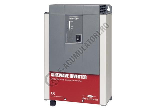 INVERTOR PROFESIONAL TBS POWERSINE 1800-24 PUR SINUS DC/AC-big