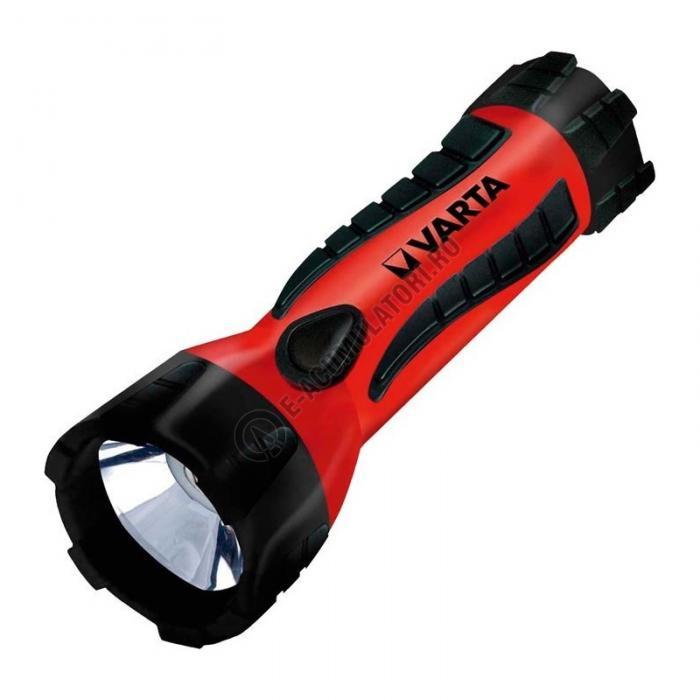 Lanterna Varta 18641 Industriala cu LED Rubbermate 2D-big